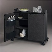 Mayline Mobile Hospitality Cart