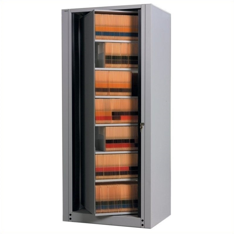 ARC Rotary 7 Tier Starter File Cabinet