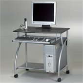 Mayline Eastwinds Argo Mobile Metal Computer Desk