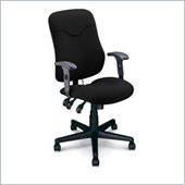 Mayline Comfort Executive Posture Fabric Chair