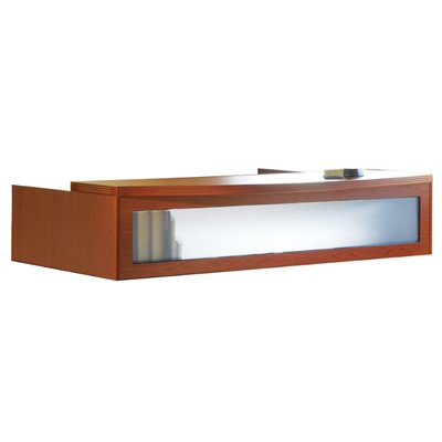 "Mayline Aberdeen 72"" Reception Transaction Counter Screen"