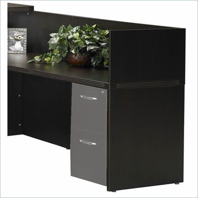 Mayline Aberdeen 48&quot; Reception Station Return