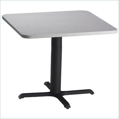 "Mayline Bistro 30"" Square Dining Table"