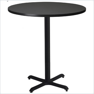 "Mayline Bistro 42"" Round Bar Table"