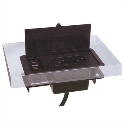 Power/Data Module for Mayline Conference Tables