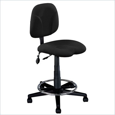 Mayline Comfort Swivel Task Stool