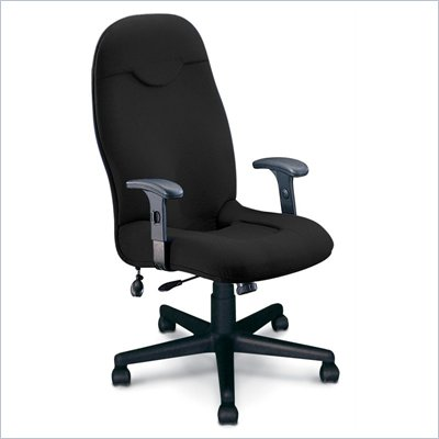 Mayline Comfort Executive High Back Office Fabric Chair