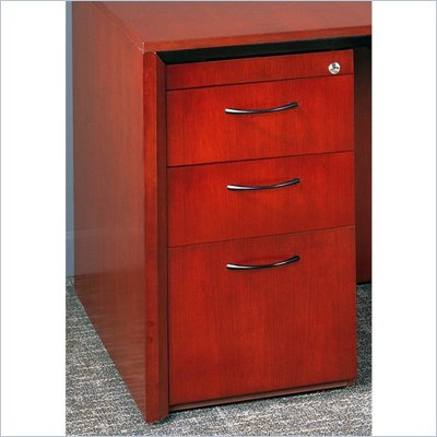 Mayline Corsica 3 Drawer Pedestal File  for Credenza/Return