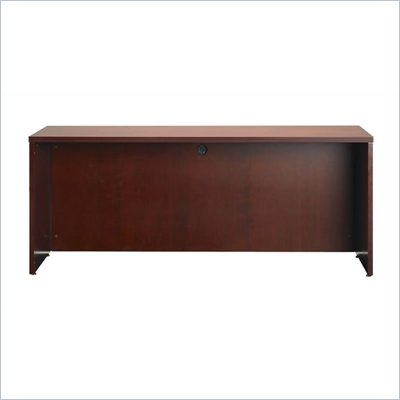Mayline Luminary 72&quot; Wood Credenza Desk