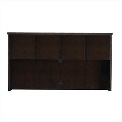 Mayline Mira 70&quot; Hutch with Wood Doors