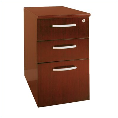 Mayline Napoli 3 Drawer Pedestal File