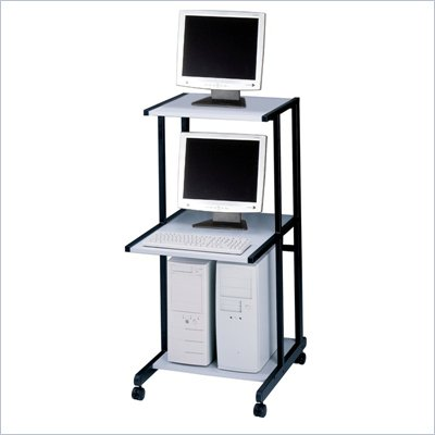 Mayline NetStart LAN Support Station - 24&quot; LAN Station (actual width 24&quot;)