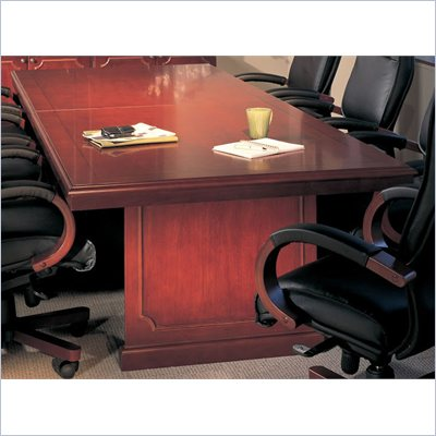 Mayline Toscana 10' Rectangular Conference Table 