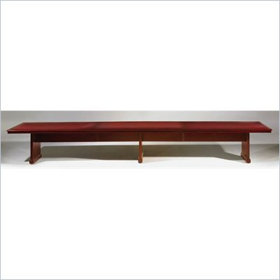 Mayline Toscana 18' Rectangular Conference Table