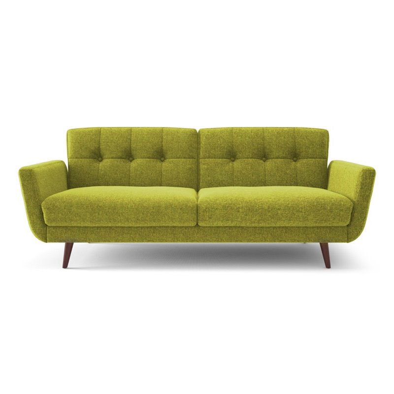 Maklaine Futon in Green