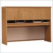 Bush Natural Cherry Series C - 60 inch Hutch