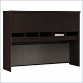 Bush Mocha Cherry Series C - 60 inch Hutch