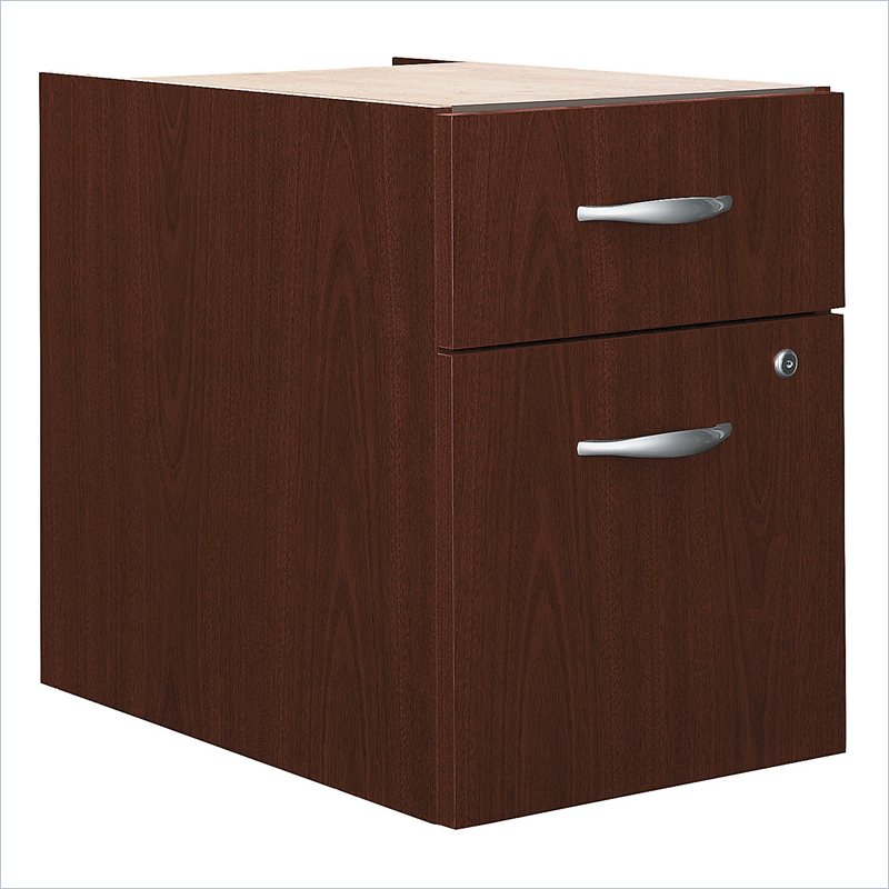 Bush stanford collection drawer lateral file wood