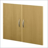 Bush Light Oak Series C Half Height Door Kit (2 drs)