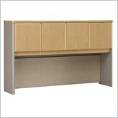 Bush Light Oak Advantage Series A 60 Hutch
