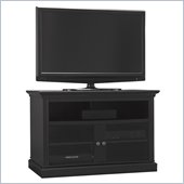 Bush MySpace New Haven Swivel Base Plasma/LCD TV Stand in Aged Tobacco