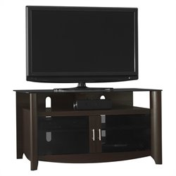 Bush MySpace Aero Plasma/LCD TV Stand in Andora Finish