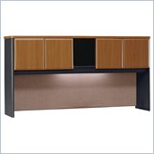 Bush Natural Cherry Advantage Series A 72 Hutch