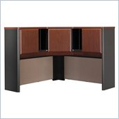 Bush Series A Hansen Cherry Corner Hutch