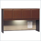 Bush Series A Hansen Cherry 60 Hutch