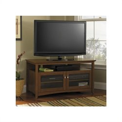 Bush Buena Vista TV Stand in Serene Cherry