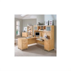 Bush Somerset Home Office Suite in Maple Cross
