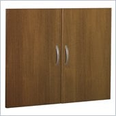 Bush Series C Half Height Door Kit (2 doors) in Warm Oak