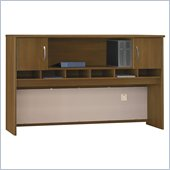 Bush Series C 72W Overhead (2 Door) in Warm Oak