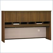 Bush Series C 72W Overhead (4 Door) in Warm Oak