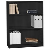 Bush Universal 48 Bookcase in Huali Black