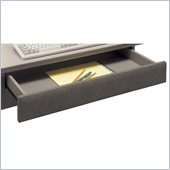 Bush Series A Pencil Drawer in Pewter