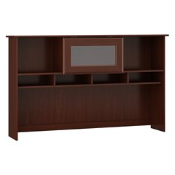 Bush Cabot 60 Hutch in Harvest Cherry