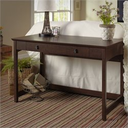 Bush Buena Vista Writing Desk in Madison Cherry