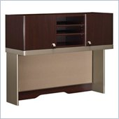 Bush Quantum Harvest Cherry 47 Inch Tall Hutch