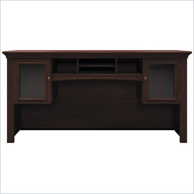 Bush Burgess 72&quot; Hutch in Harvest Cherry