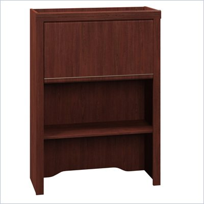 Bush Enterprise 30&quot;W Lateral File Overhead in Harvest Cherry Finish