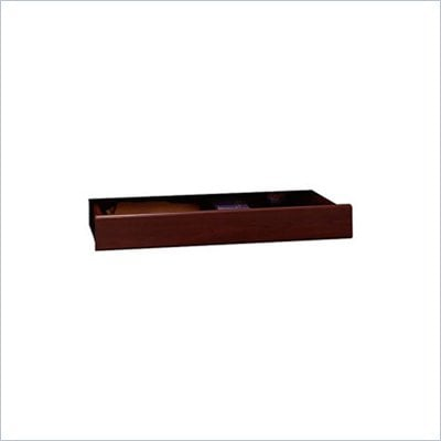 Bush Northfield Wood Keyboard Tray in Harvest Cherry
