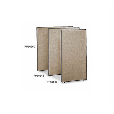 Bush PP66548 Privacy Panel (66H x 48W)