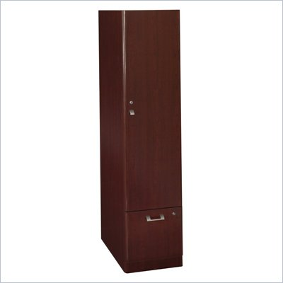 Bush Quantum Harvest Cherry Tall Storage Tower