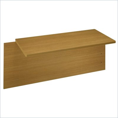 Bush Quantum Modern Cherry 48 Inch x 24 Inch Bridge