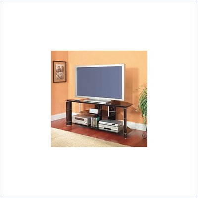 Bush Segments 60 Inch Wood TV Stand