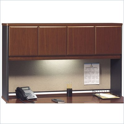 "Bush Series A Hansen Cherry 60"" Hutch"