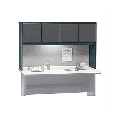 Bush Slate Advantage Series A 60&quot; Hutch