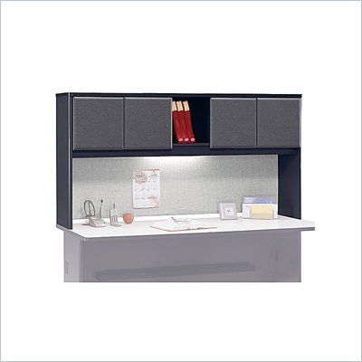 Bush Slate Advantage Series A 72&quot; Hutch