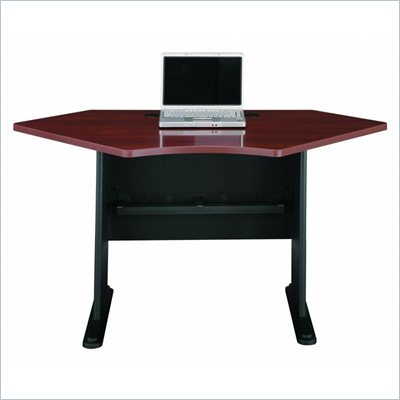 Bush Series A Hansen Cherry 42 in Corner Desk